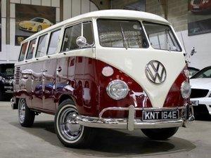 1967 Volkswagen Type 2 Camper Van For Sale by Auction