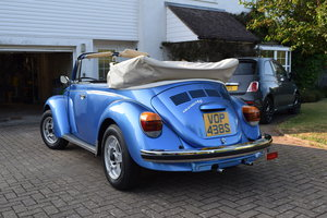 1977 VW Beetle 1303LS Karmann Convertible For Sale