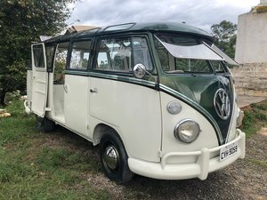 1975 VOLKSWAGEN T1 ORIGINAL VW KOMBI SPLIT SCREEN CAMPER BUS  For Sale