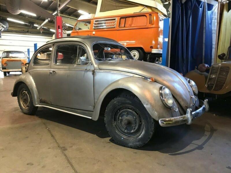1956 Volkswagen Käfer , Volkswagen Beetle, Volkswagen Kever SOLD (picture 1 of 6)