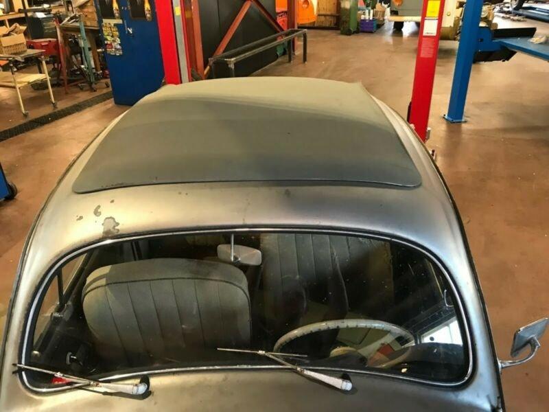 1956 Volkswagen Käfer , Volkswagen Beetle, Volkswagen Kever SOLD (picture 2 of 6)
