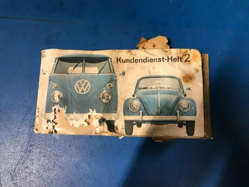 1956 Volkswagen Käfer , Volkswagen Beetle, Volkswagen Kever SOLD (picture 3 of 6)