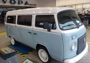The last series of the iconic VW Kombi