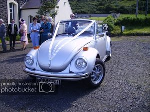 1978 VW Beetle 1303S Karmann Convertible RHD SOLD