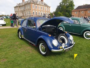 1967 UK RHD, VW Beetle, never welded