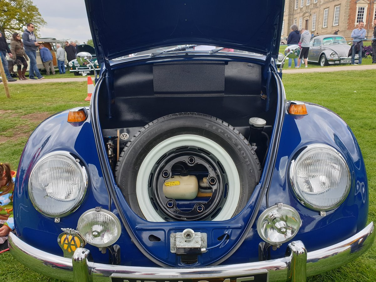 1967 UK RHD, VW Beetle, never welded SOLD (picture 6 of 6)