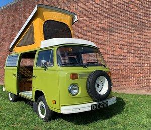 1977 VW Late Bay Window Westfalia Campervan 1976 For Sale