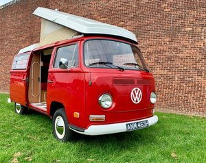 VW Early Bay Window Westfalia Camper 1970 For Sale
