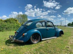 1965 Volkswagen Beetle, Slammed UK Patina. For Sale