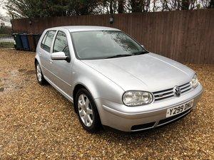 2001 Rare Volkswagen Golf V6 4 motion mark 4 For Sale