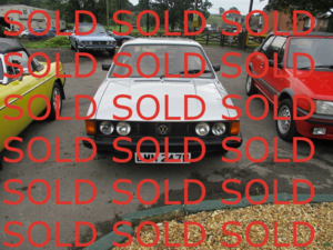 1981 VW Scirocco - Excellent example For Sale