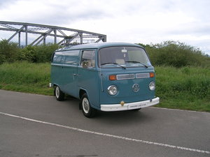 1979 Volkswagen Bay Window Camper Van