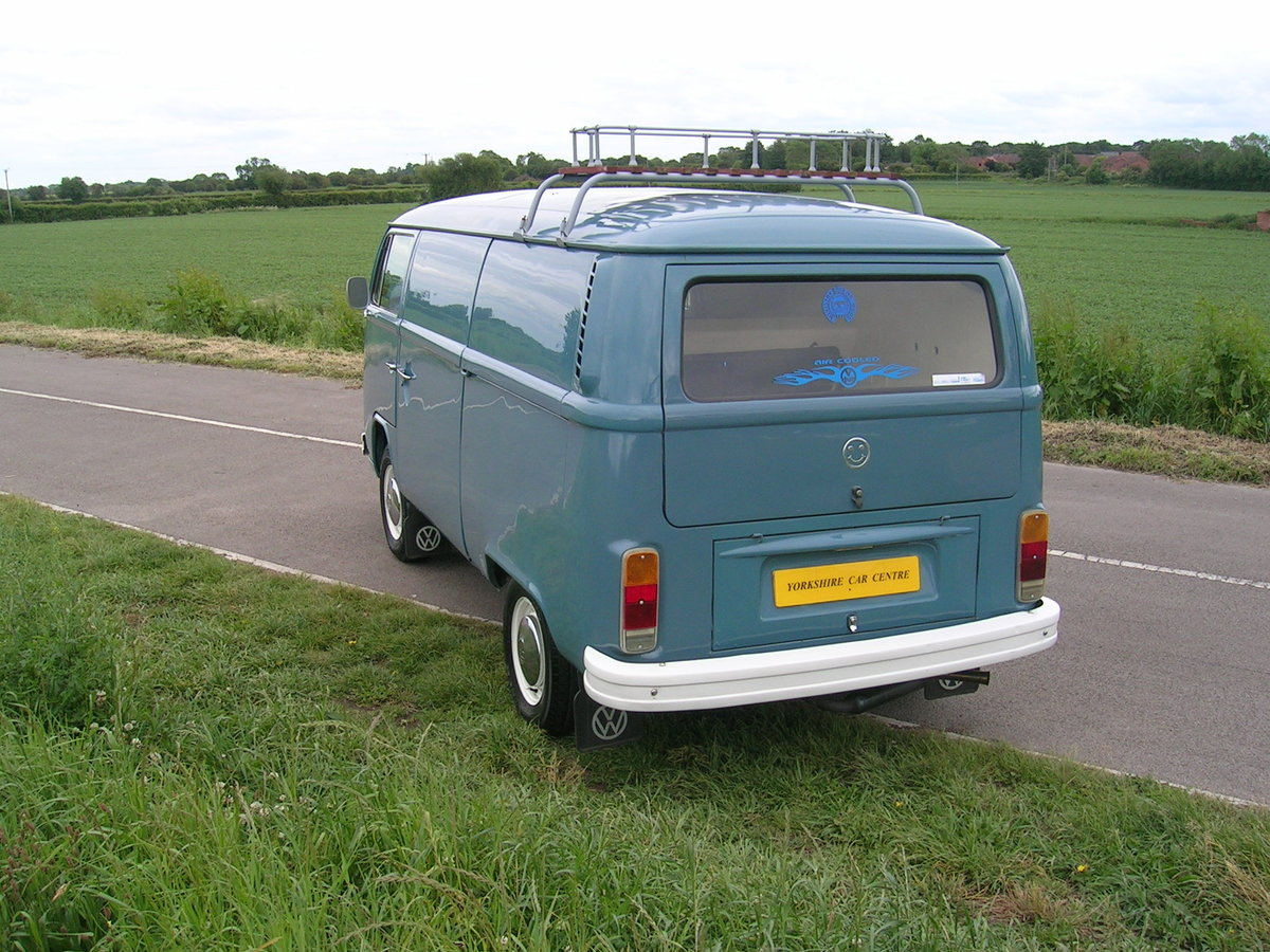 1979 Volkswagen Bay Window Camper Van For Sale (picture 3 of 6)