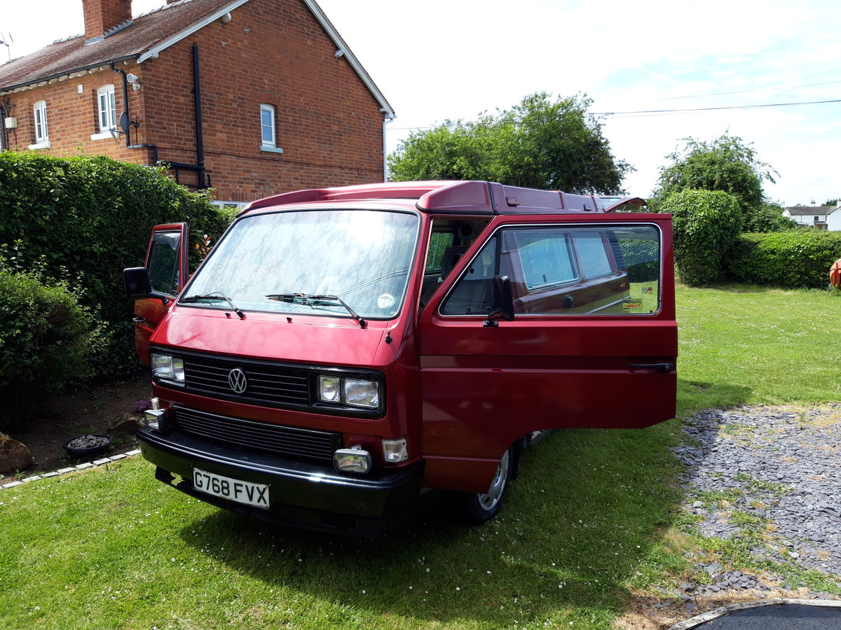 1989 T25 Westfalia in great condition For Sale (picture 5 of 6)