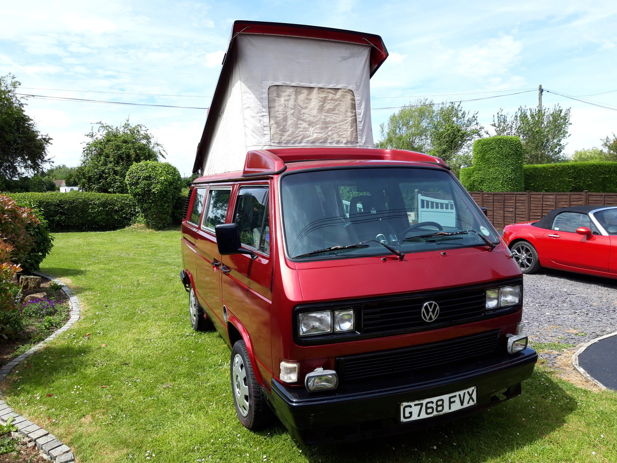 1989 T25 Westfalia in great condition For Sale (picture 6 of 6)