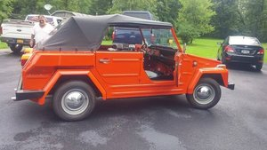 1974 VW Thing (Webster, Ny) $19,999 obo