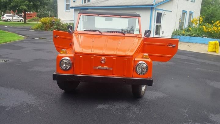 1974 VW Thing (Webster, Ny) $19,999 obo For Sale (picture 2 of 4)