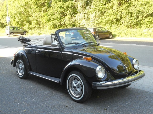 1978 VW 1303 LS Convertible For Sale (picture 1 of 6)