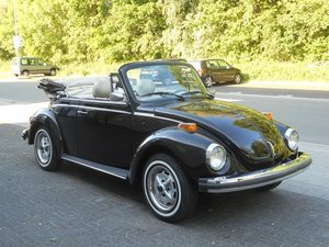 1978 VW 1303 LS Convertible For Sale
