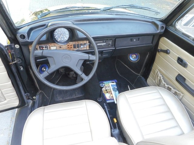 1978 VW 1303 LS Convertible For Sale (picture 4 of 6)