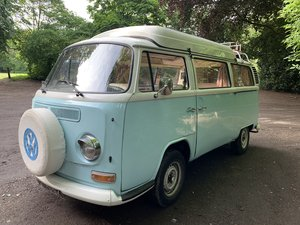 1971 VW T2 Dormobile
