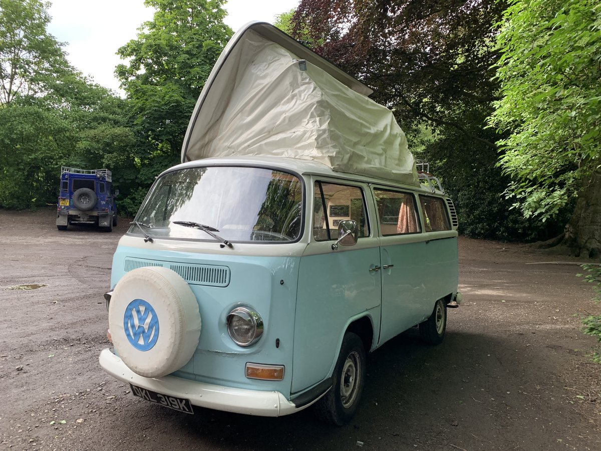 1971 VW T2 Bay window Dormobile  For Sale (picture 3 of 6)
