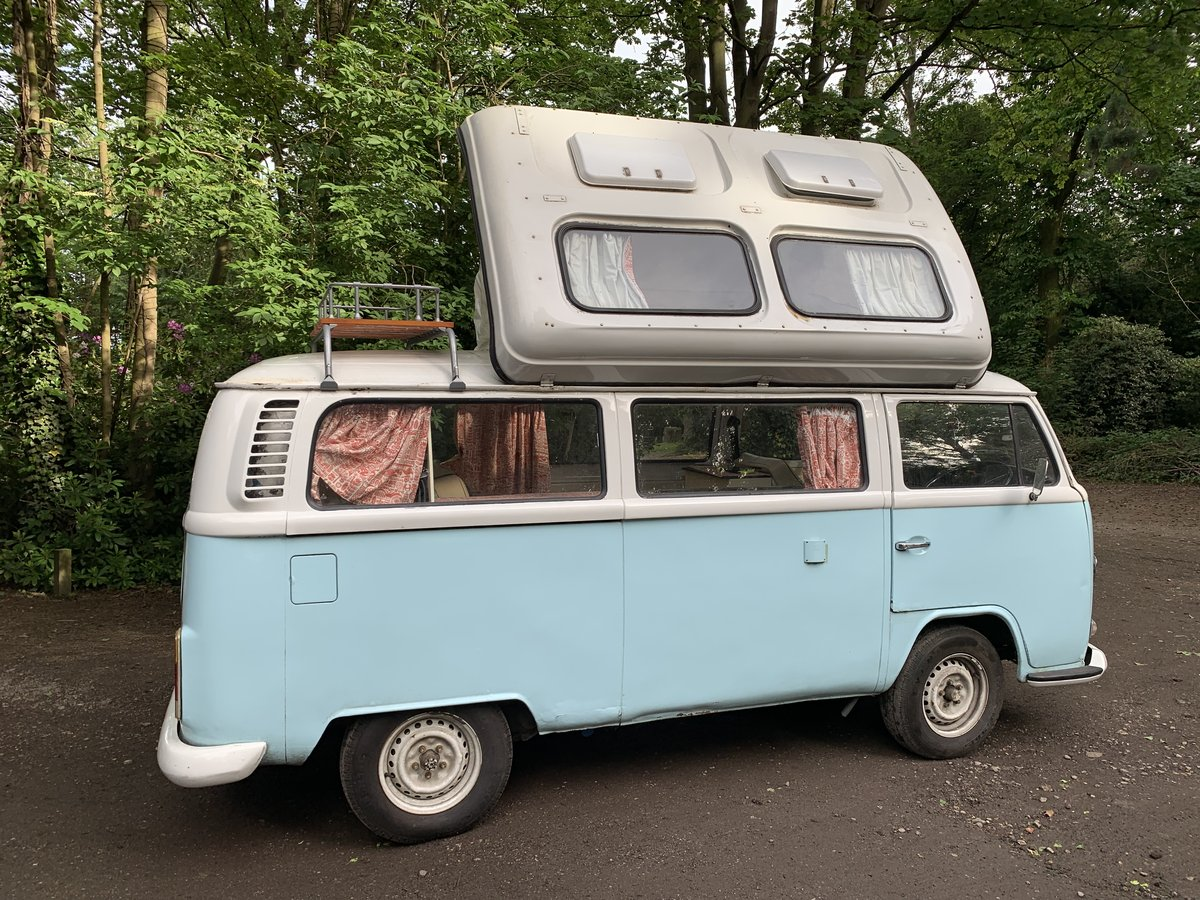 1971 VW T2 Bay window Dormobile  For Sale (picture 4 of 6)