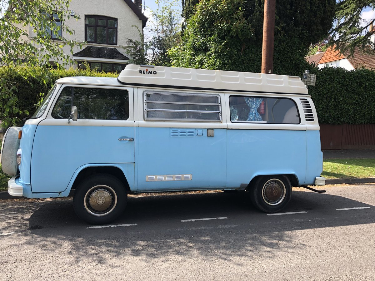 1979 Type 2 Bay Window LHD For Sale (picture 1 of 6)