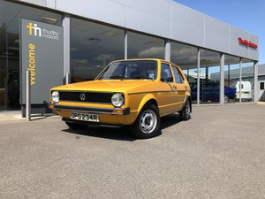 1976 Volkswagen Golf LS For Sale