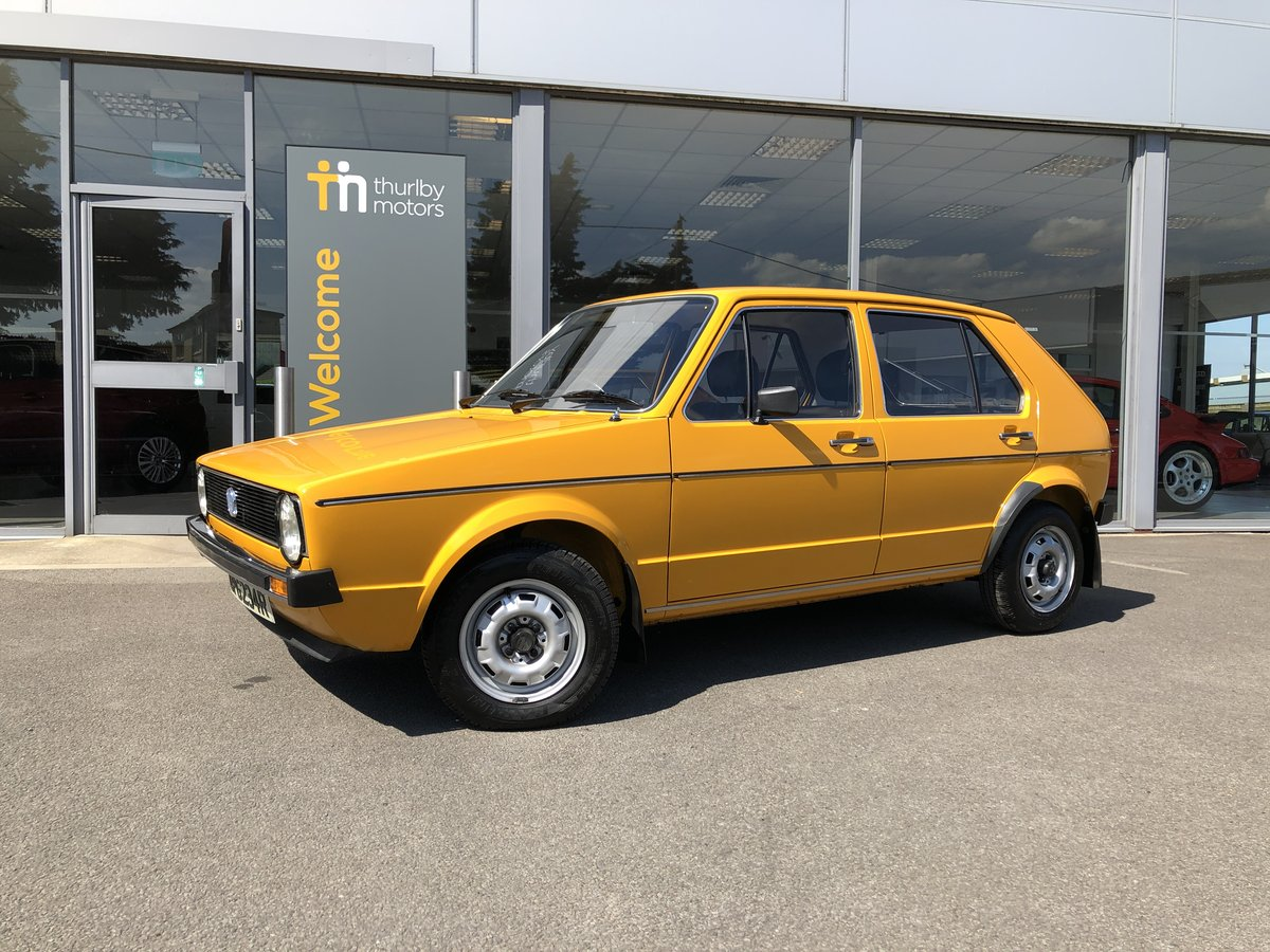 1976 Volkswagen Golf LS For Sale (picture 2 of 5)