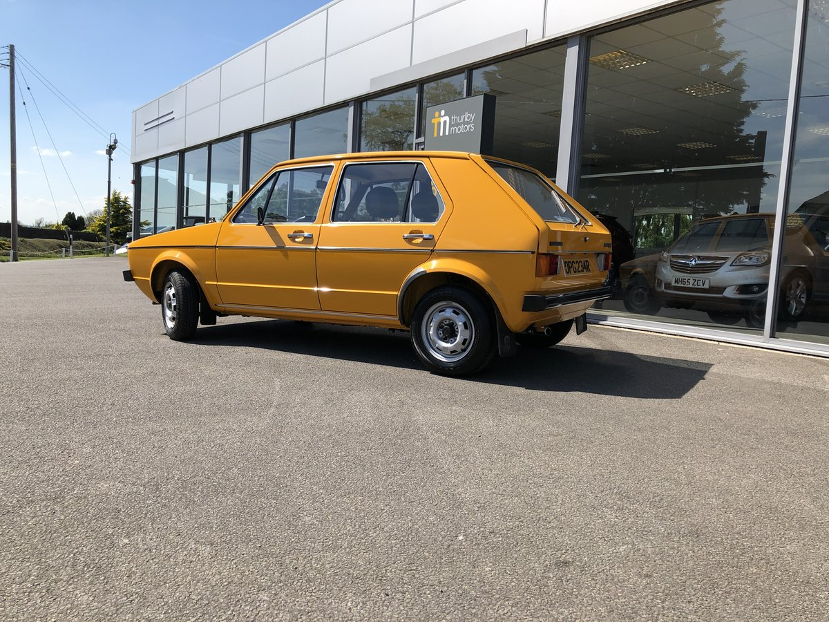 1976 Volkswagen Golf LS For Sale (picture 4 of 5)