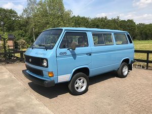 1986 Volkswagen T3 Syncro, VW Syncrom T3 4x4,  For Sale