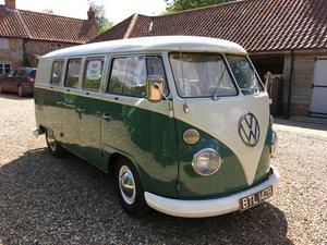 VW Splitscreen Camper 1964