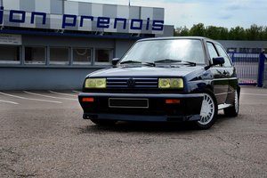 1989 - Volkswagen Golf II Rallye G60 For Sale by Auction