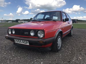 Volkswagen Golf MK2 GTi 8v 1986 For Sale