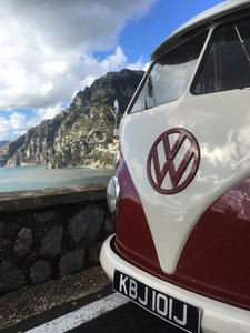 1971 VW Splitscreen 15 Window Campervan