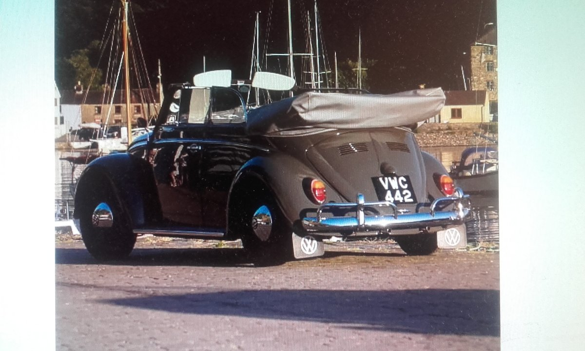 1962 RHD Karmann beetle Fully restored Featured For Sale (picture 2 of 6)