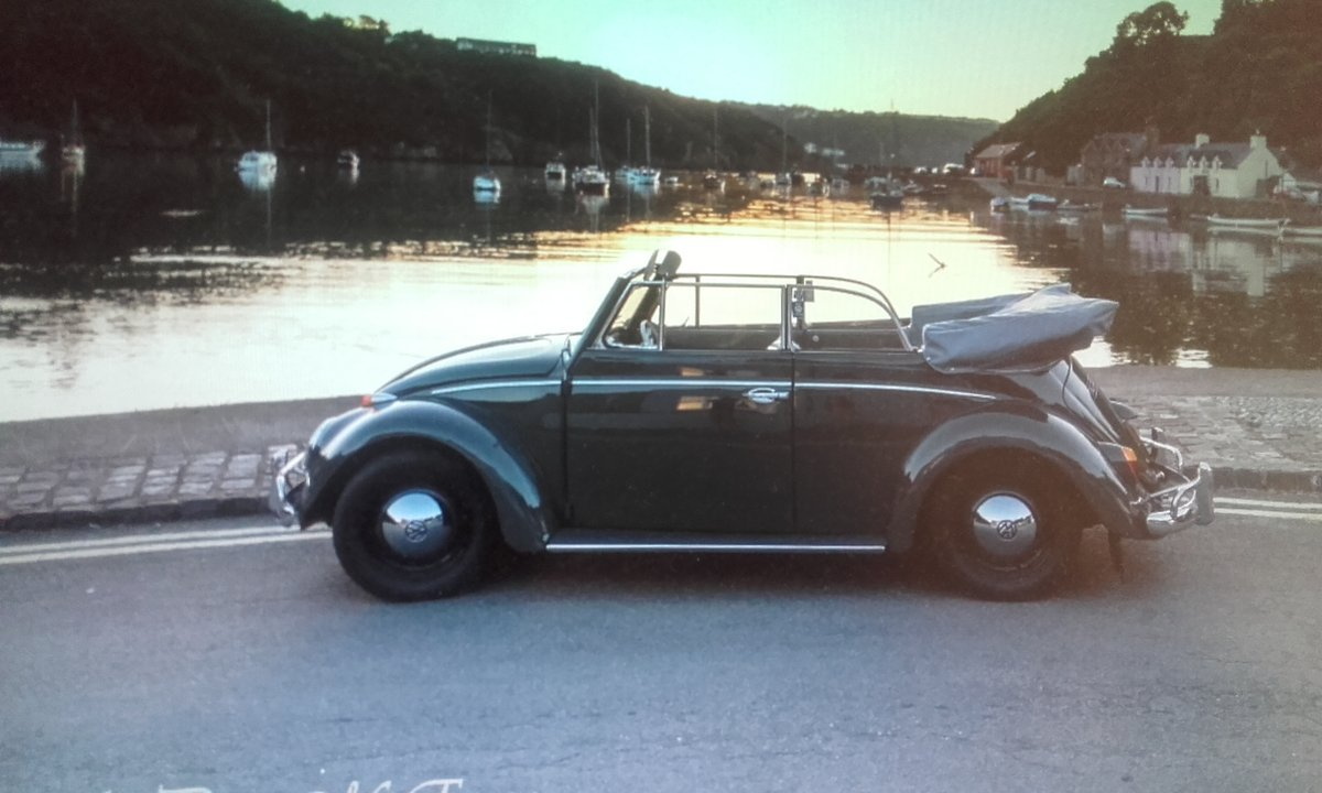 1962 RHD Karmann beetle Fully restored Featured For Sale (picture 3 of 6)