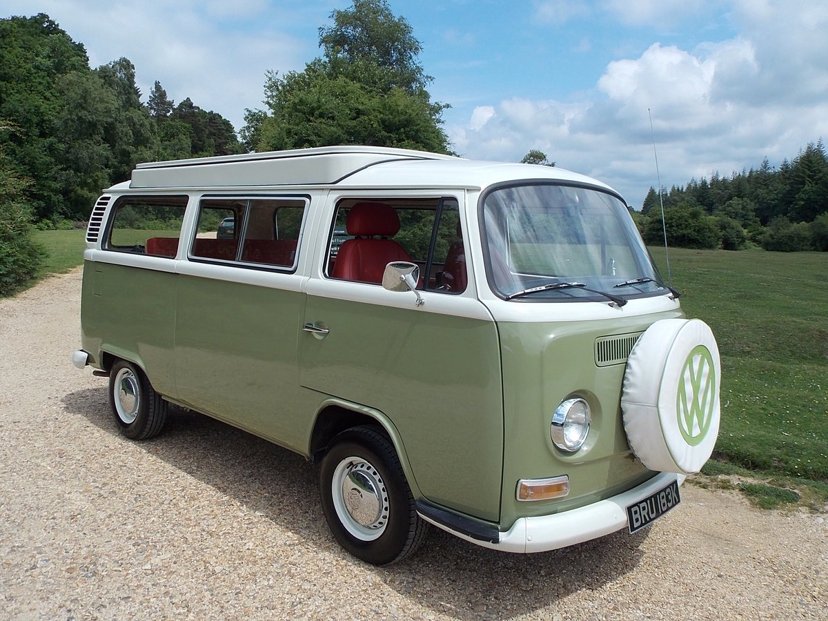 Volkswagen T2 Bay Window Crossover 1972  For Sale (picture 1 of 6)