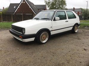 1990 VW Volkswagen Golf MK2 GTI to GTD Conversion For Sale