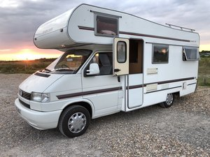 1992 Classic T4 VOLKSWAGEN Transporter Motor Home: Megg For Sale