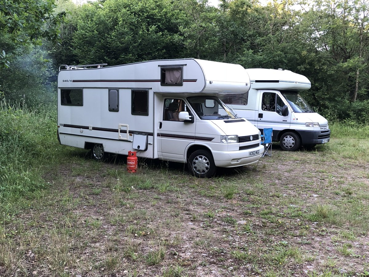 1992 Classic T4 VOLKSWAGEN Transporter Motor Home: Megg SOLD (picture 2 of 3)