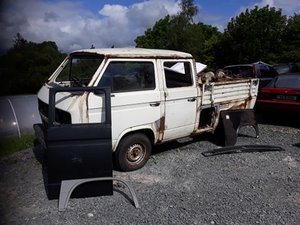 1990 Vw T25 Double Cab PickUp For Sale