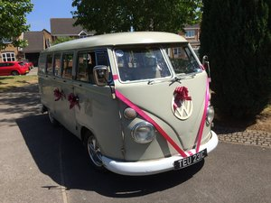 1965 Split Screen Camper Van