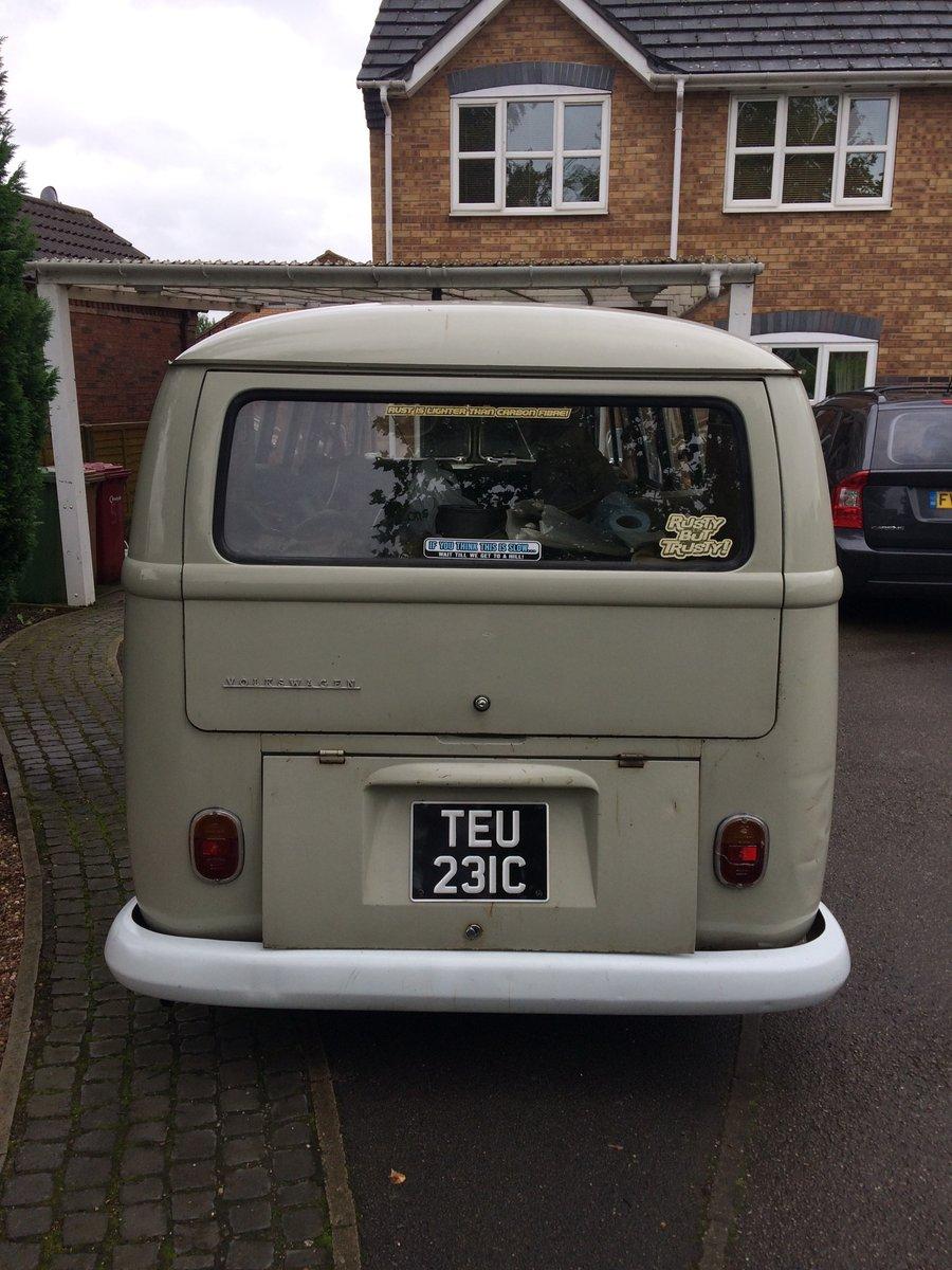 1965 Split Screen Camper Van For Sale (picture 3 of 6)