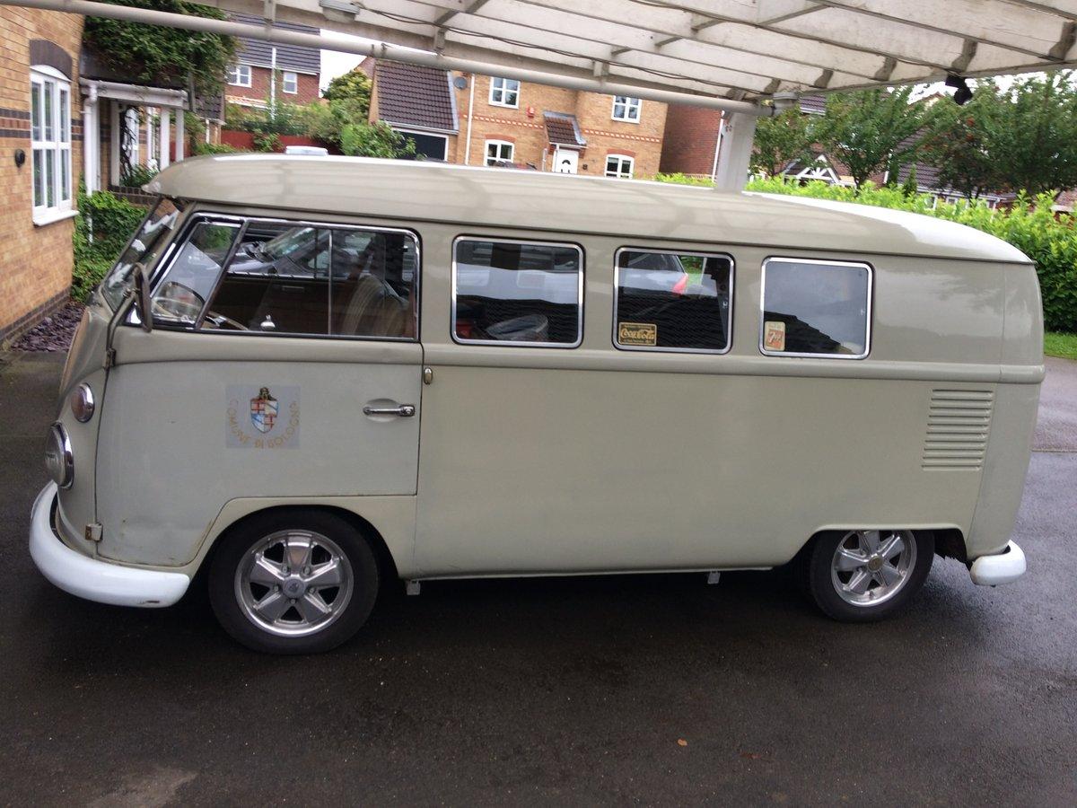 1965 Split Screen Camper Van For Sale (picture 4 of 6)