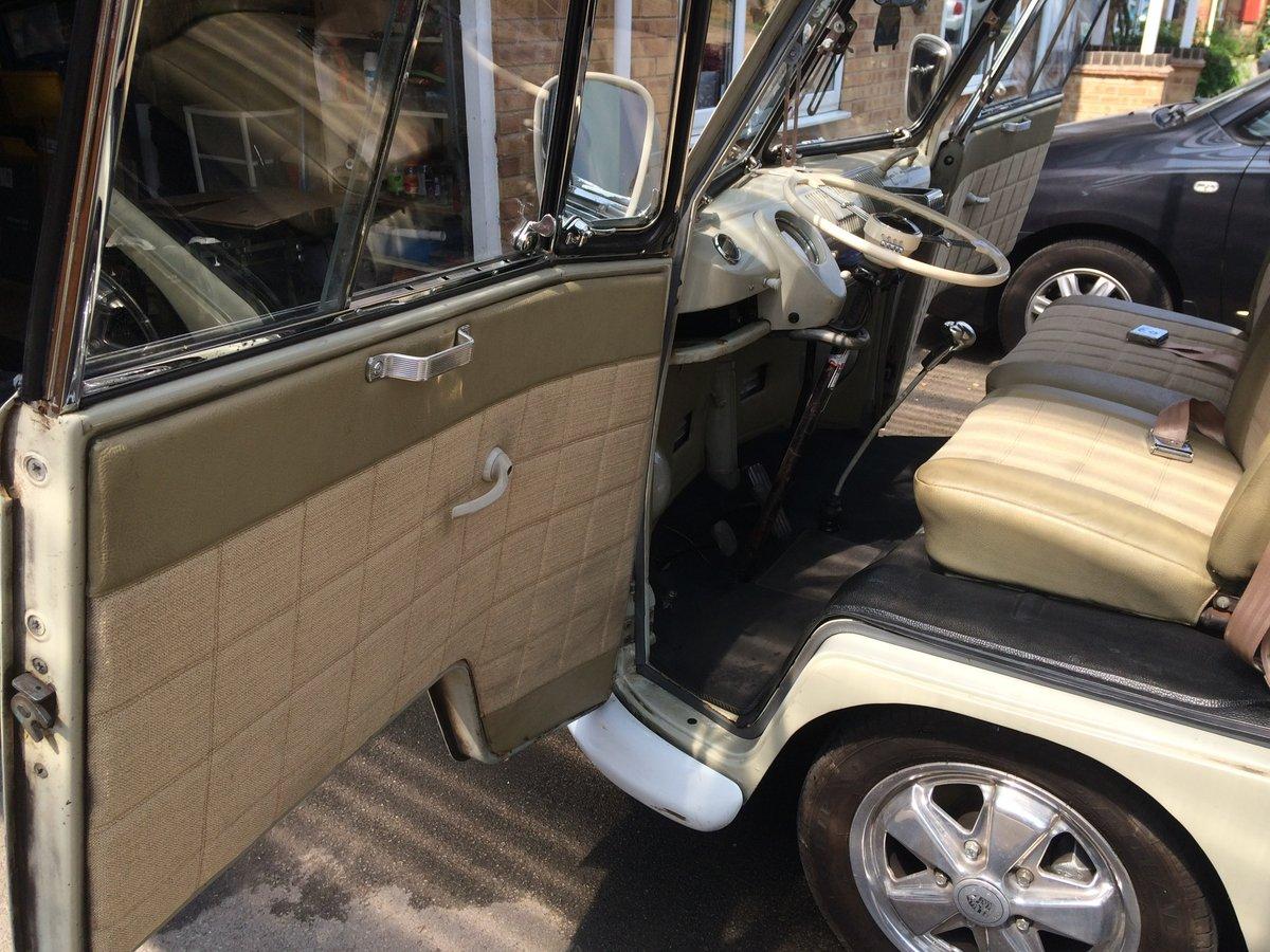 1965 Split Screen Camper Van For Sale (picture 5 of 6)