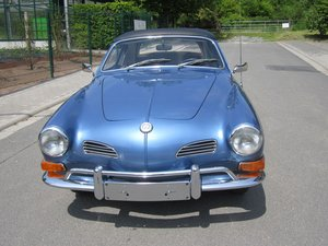 1971 Volkswagen Karmann Ghia For Sale