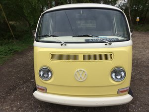 Vw camper panel van 1969 For Sale