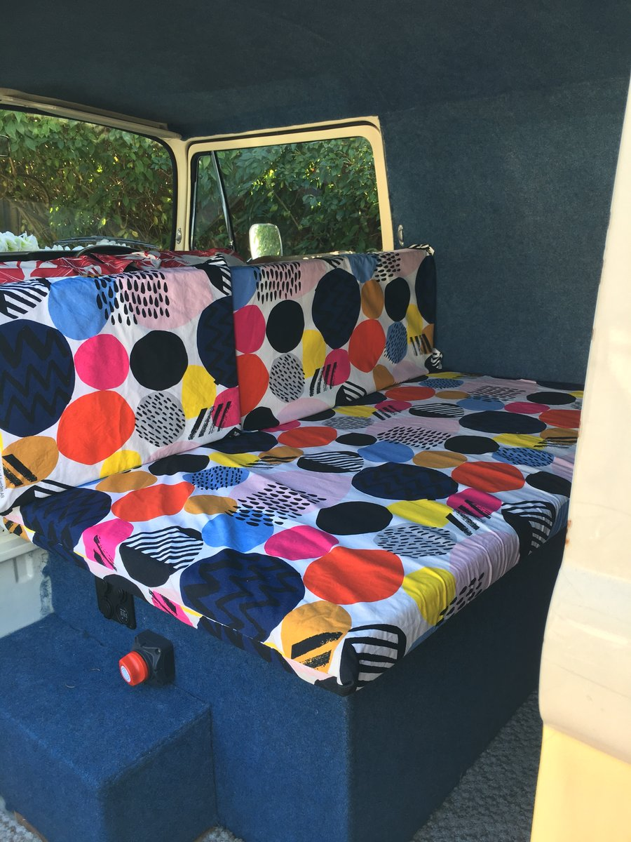 Vw camper panel van 1969 For Sale (picture 4 of 6)